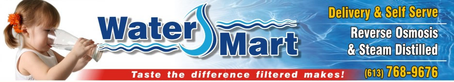 WaterMart - RO & Distilled Water